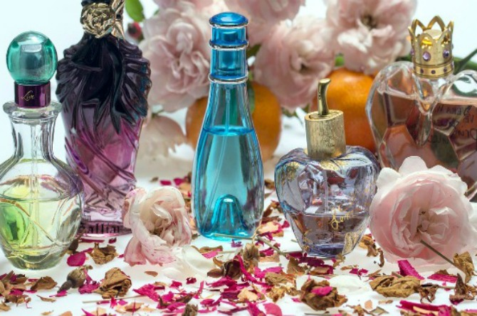 7 areas where you should be applying your perfume