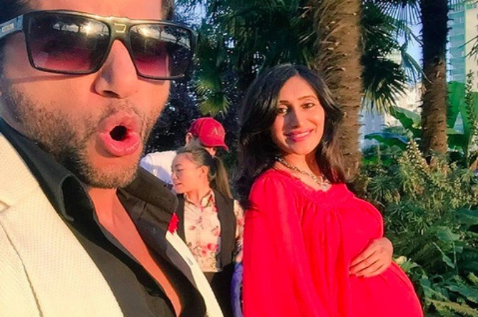 TV actor Karanvir Bohra has a special message for dads-to-be!
