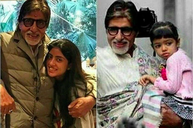 Finally! Navya Naveli reacts to nana Amitabh's letter while sharing an important decision!