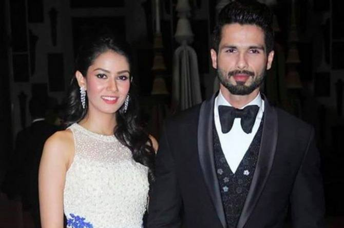 Finally! Shahid Kapoor and Mira Rajput give their daughter a very unique name!