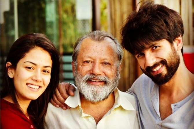Mira Rajput is the 'ideal' bahu, says father-in-law Pankaj Kapur. Here's proof!
