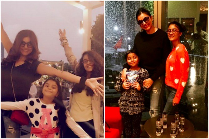Sushmita Sen reveals why THIS activity can be the best thing for your kids!
