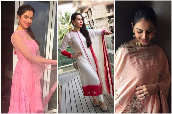 5 amazing traditional looks you must try in the upcoming festival season