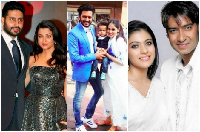 Here's what your favourite celeb wives think about their husbands