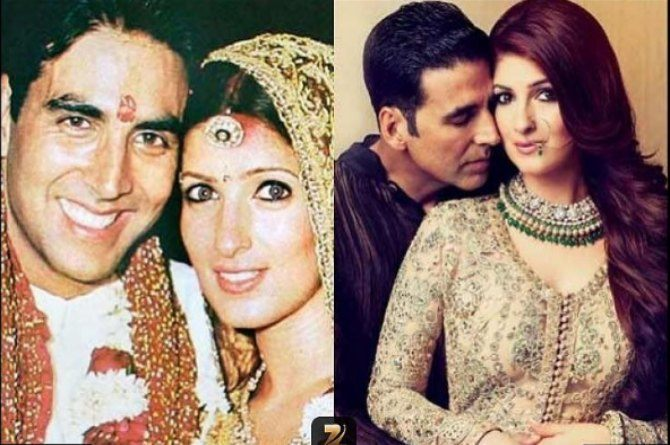 This is the reason why Twinkle Khanna agreed to marry Akshay Kumar