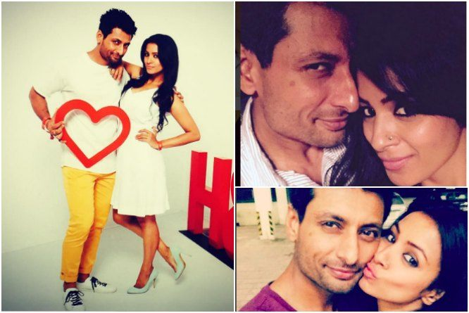TV couple Barkha Bisht and Indraneil Sengupta's Insta PDA will make you hug your spouse now!
