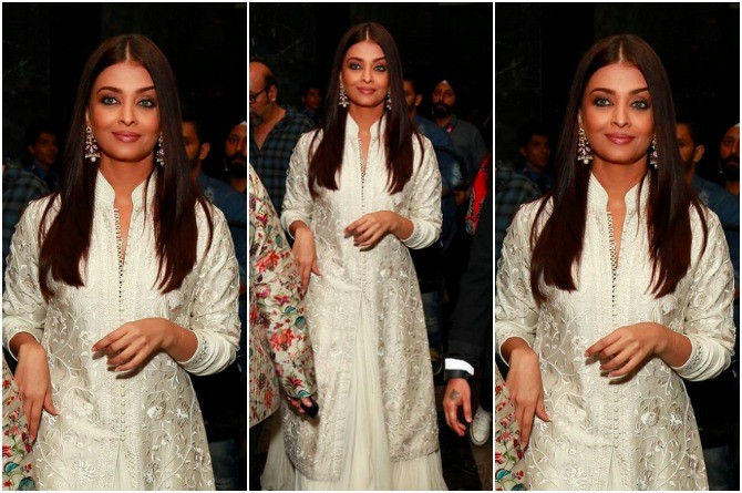 Mum Aishwarya Rai Bachchan just wore the most beautiful traditional outfit!
