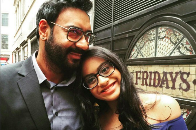 Here's why Ajay Devgn's daughter Nysa did not speak with him for 1.5 years!