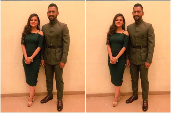 Here's what keeps cricketer MS Dhoni's wife Sakshi Dhoni looking svelte and fit!