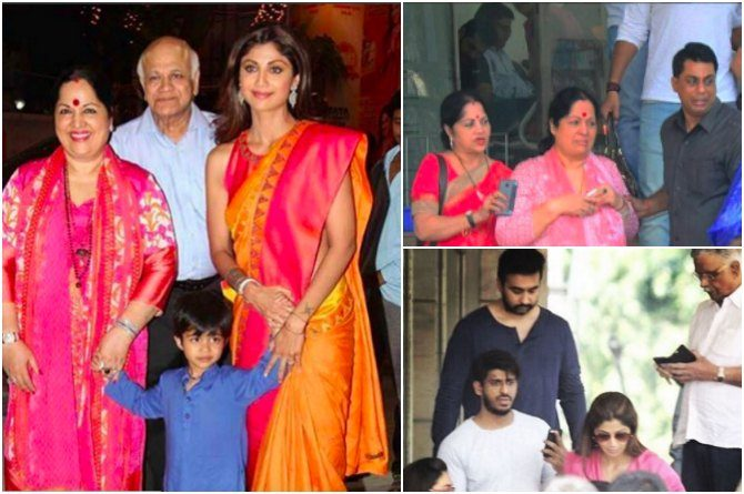 Sad news: Shilpa Shetty Kundra's father Surendra Shetty passes away in Mumbai