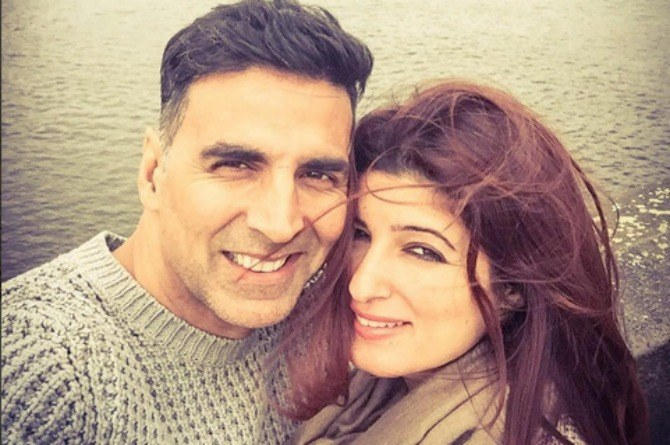 Twinkle Khanna has the most hilarious take on Karva Chauth, as always!