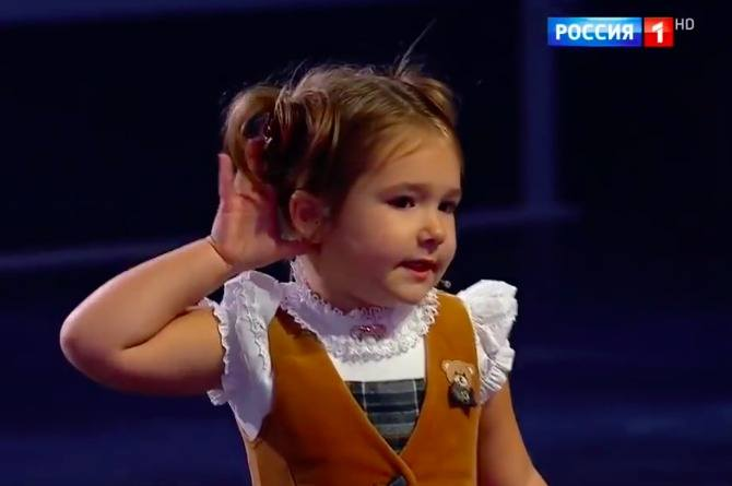 This incredible 4-year-old girl wowed the world by speaking 7 languages perfectly