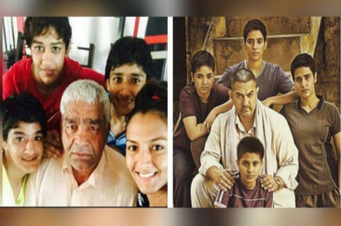 Dangal's official trailer would make you feel proud of your girl child! Watch it now!