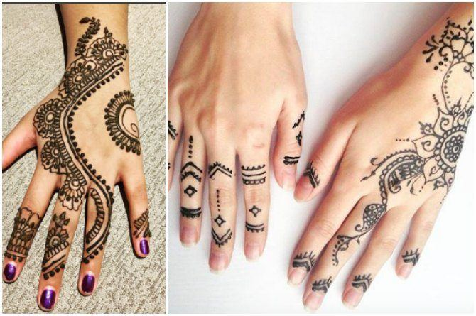 5 trendy Mehndi designs you MUST try this Karva Chauth