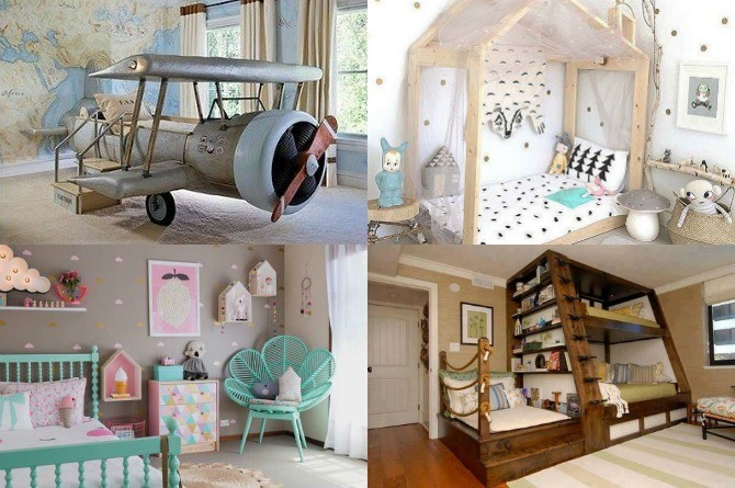 These 24 kids' bedrooms are what dreams are made of