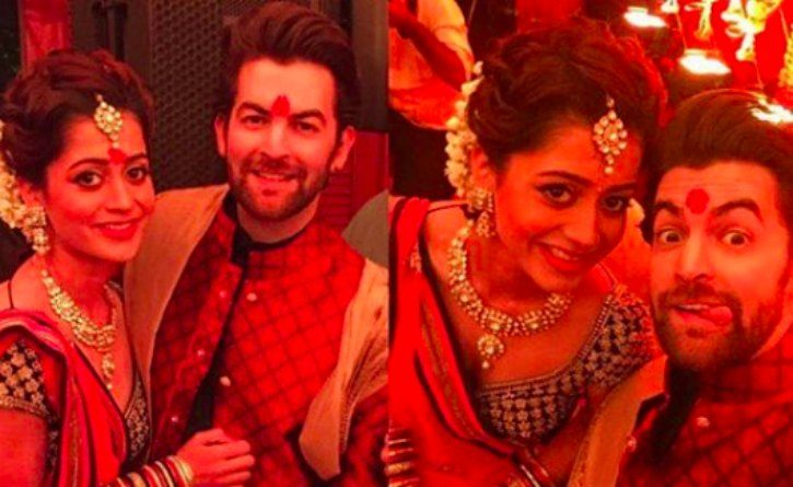 It's an arranged match for actor Neil Nitin Mukesh; gets engaged to Mumbai girl