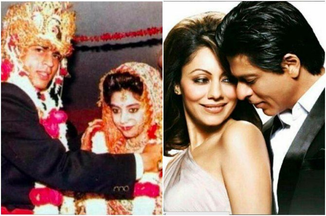 SRK-Gauri: 25 years of marriage and 32 years of togetherness!