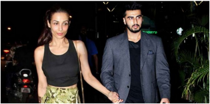 Here's what Malaika Arora Khan has to say about her rumoured link up with Arjun Kapoor!