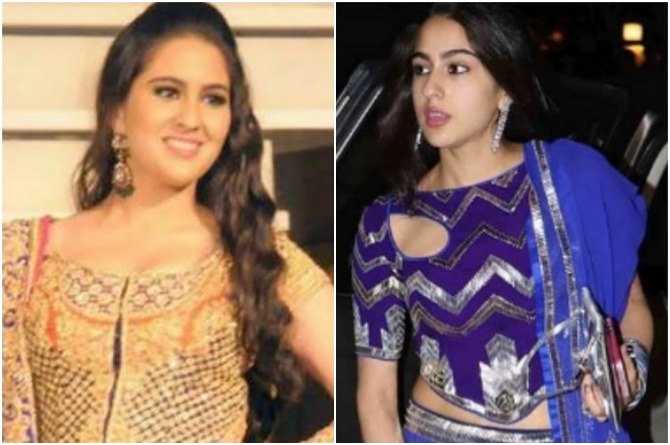 Sara Ali Khan: How She Lost Oodles Of Weight And Became A ...