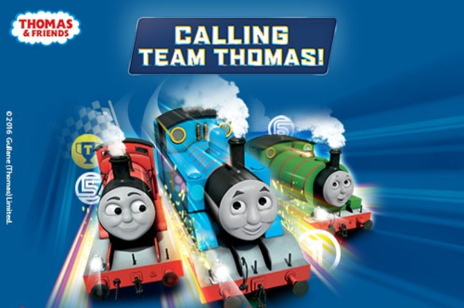 Here's a chance for all Thomas fans to join the steam team! (Details Inside)