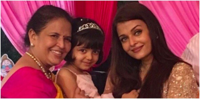 Aaradhya Bachchan had a starry birthday celebration with fairies and crystal tiaras!