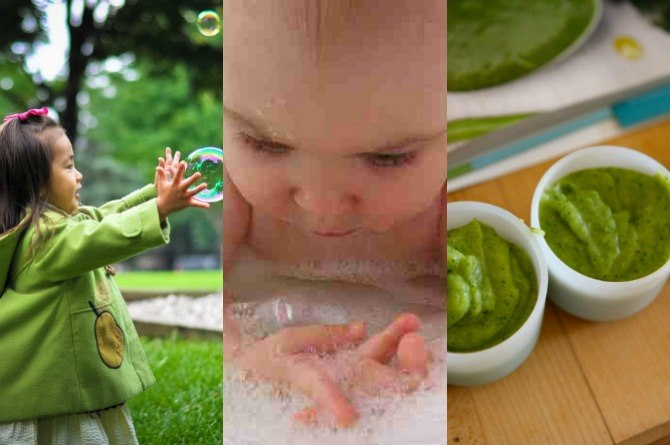5 things that mothers 'steal' from their babies to use for themselves!