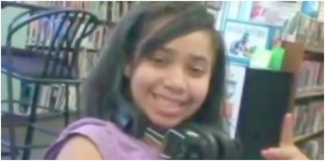 """14-year-old girl shoots abusive father; Mother calls her a """"hero"""""""