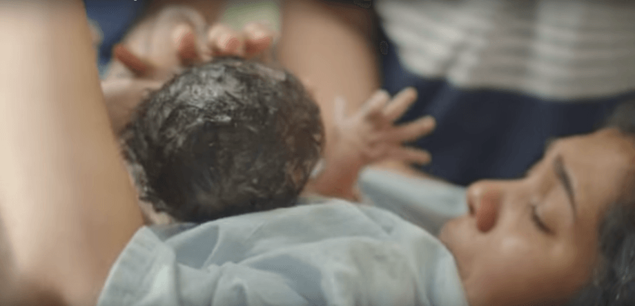 WATCH: The inexplicable power of a mother's hug captured in one single moment