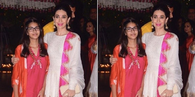 Karisma Kapoor's daughter Samaira Kapoor has certainly inherited her mother's grace