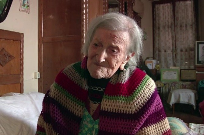 The world's oldest person alive celebrates her 117th birthday this month