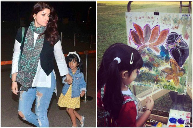 Nitara just REVEALED what mummy Twinkle Khanna is really good at!