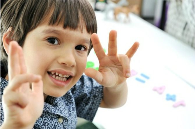 Counting on fingers makes you smarter, better at math, says study