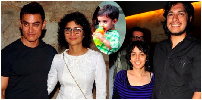 Actor and father Aamir Khan will not help his kids for THIS unique reason