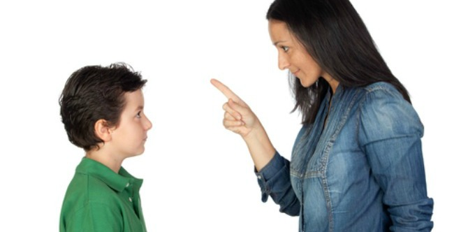 When is it okay for you to discipline someone else's child?