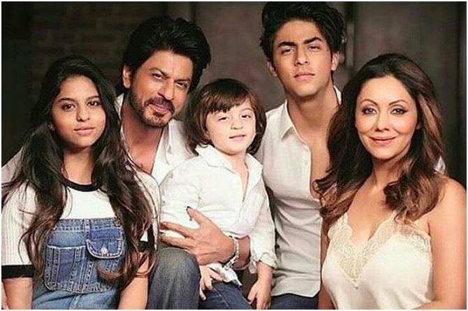 Shah Rukh Khan WANTS to give up this one habit for the sake of his kids!