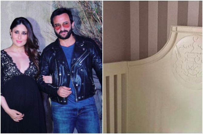 Have you seen baby Taimur Ali Khan Pataudi's nursery? Here's a sneak peek