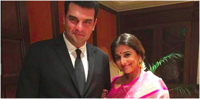 Here's why actor and wife Vidya Balan feels women should stop trying to balance between home and work