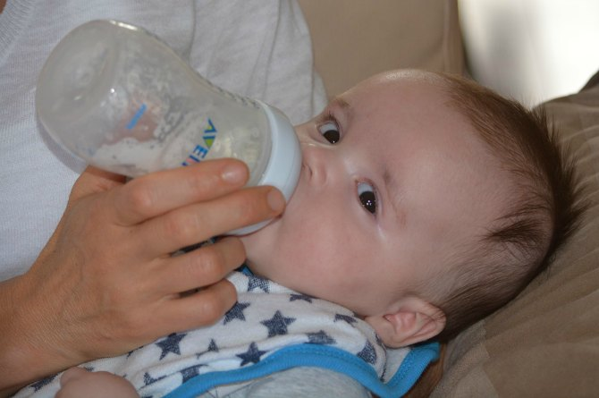 Breastmilk confiscated at airport for security reasons!