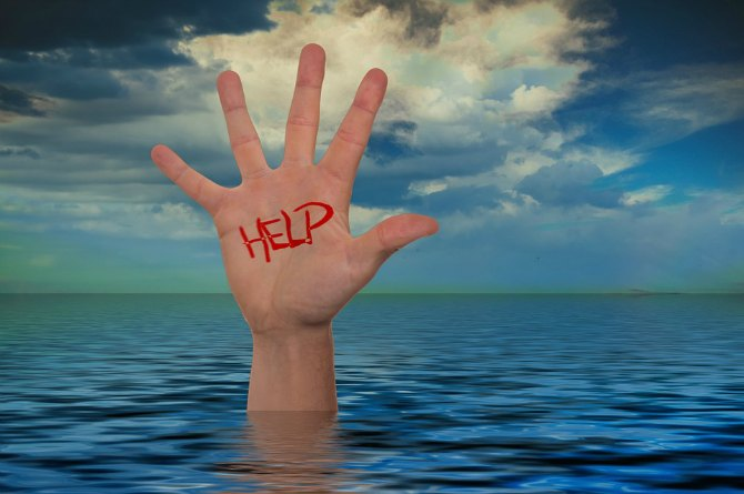 Will you know when your child is REALLY drowning?