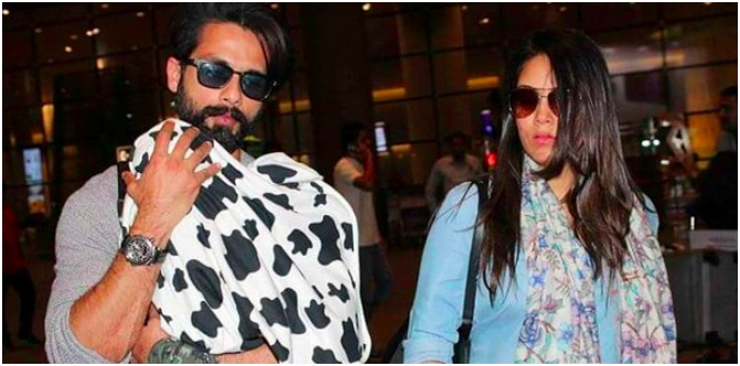 Finally! Protective dad Shahid Kapoor reveals why he hides his daughter's face