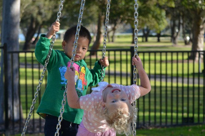 THIS is why kindergarten children must play with other kids, says study