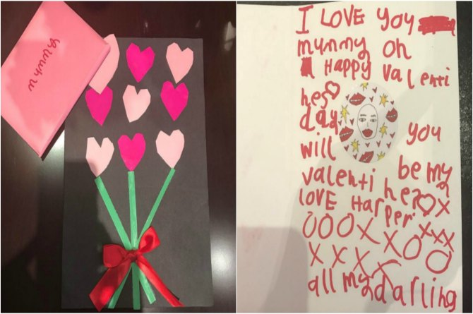 Valentine's Day For Victoria Beckham Was So Special! Here's Why