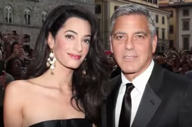 Are congratulations in order for Amal and George Clooney, as says this report?