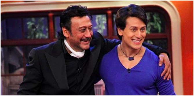 Tiger and dad Jackie Shroff are the funniest father-son duo! Here's proof