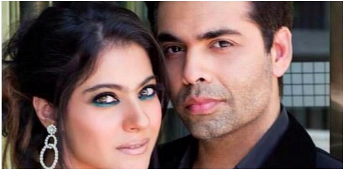 Mum Kajol has finally spoken about her fallout with 'once friend' Karan Johar!