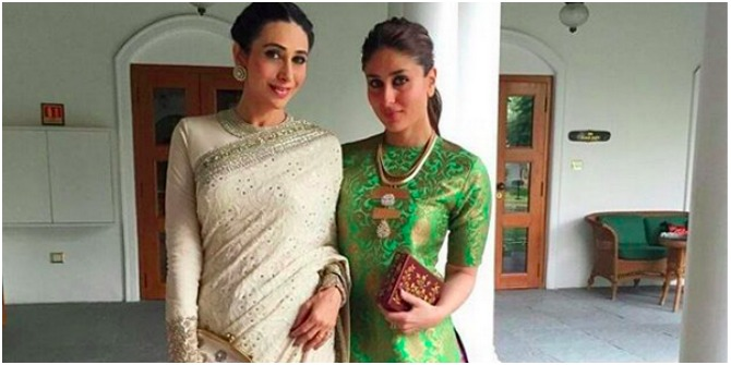 Here's why sister Karisma Kapoor thinks Kareena is a pro at motherhood