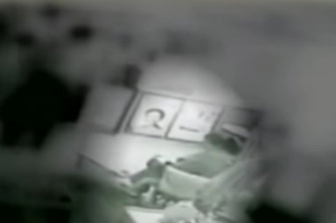 Infant gets breastfed by daycare employee. What happens next? Watch!