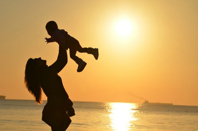 My world revolves around my child, and I will not apologise for it!