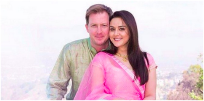 Newly married Preity Zinta talks about adjusting as a bahu and her inspiring pati
