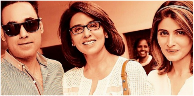 """Riddhima Kapoor Sahni: """"My mum is always there, I know she will help me"""""""